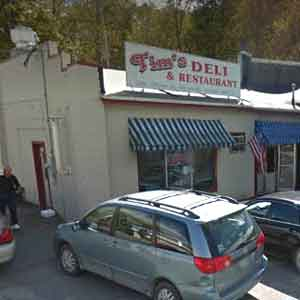 Tim's Deli Restaurant in St. Johnsbury Vermont