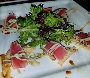 tuna-carpaccio-lagos-restaurant-in-newport-vt