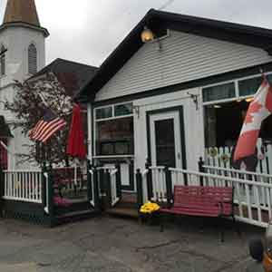 Brown Cow Restaurant in Newport Vermont