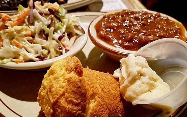 baked-beans-coleslaw-cornbread-from-hobo's-cafe