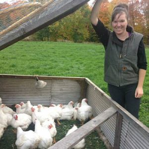 pastured chickens in vermont