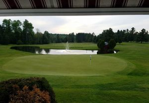 view of golf course at Orleans Country Club, Orleans VT