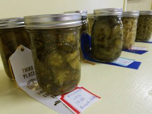 pickle winners from the Orleans County Fair - food producers in vermont