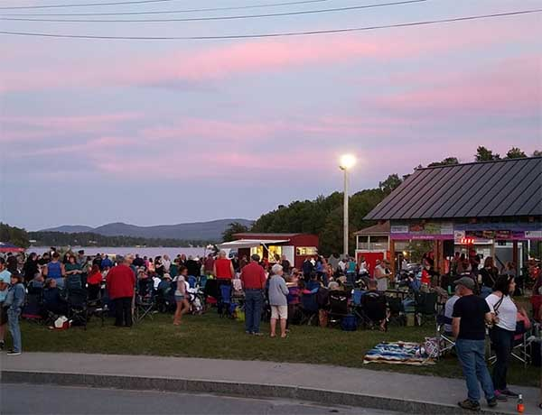 Friday Night Live Event in Island Pond 2018