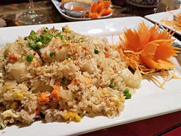 seafood-fried-rice-at-Dusit-Thai-Restaurant-Newport-VT