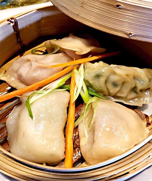 Filipino Steamed Dumplings