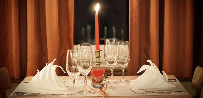 a romantic dinner in Vermont for Valentines day, NEK restaurants